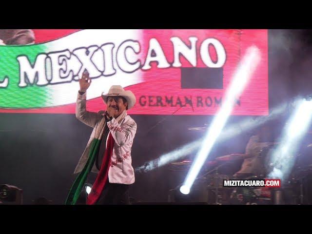 Mi Banda el Mexicano en la Feria Monarca Zitácuaro 2018