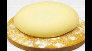 Картофельное тесто, для воздушной выпечки!!!