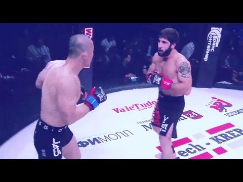 ARMENIAN MMA Fighter. David ''EMPEROR'' Khachatryan - Highlights / Давид Хачатрян (Армения)