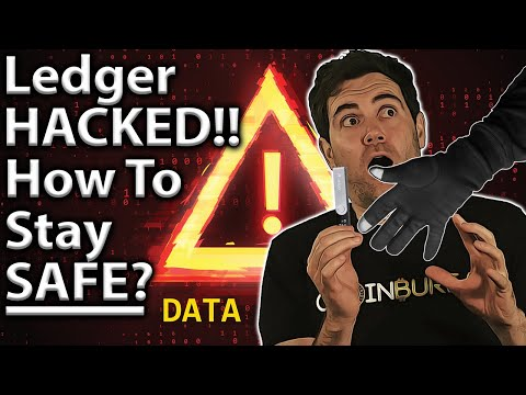 Ledger HACKED!! How to Protect Your Crypto!! 😱
