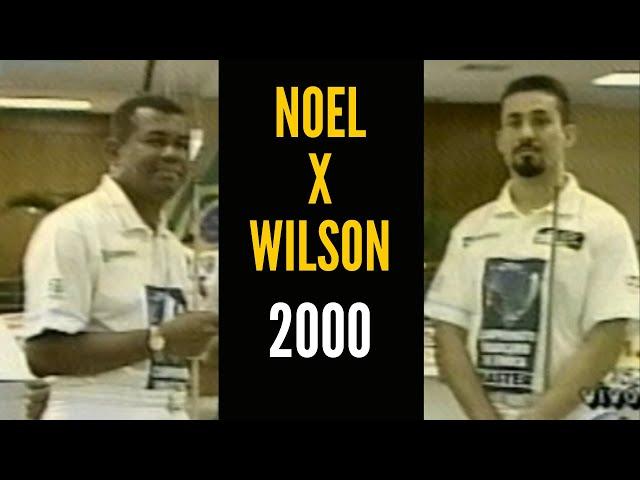 Noel - PR x Wilson - BA | Final Campeonato Brasileiro 2000