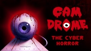 CAMDROME: The Vanishing Webcam Killer Game