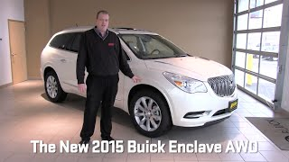 Review: The New 2015 Buick Enclave Minneapolis, St Paul, Forest Lake, MN Enclave Specs