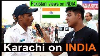 What Karachi People know about INDIA 2018 | Pakistani Reactions | BOL Pakistan