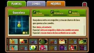 Plants vs zombies 2 - Neon mixtape Tour tape A - Versión 3.9.1