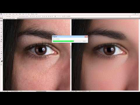 How to use Noiseware, Portraiture and Realgrain together