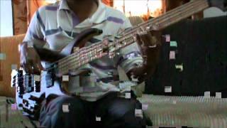Spring - Butakah Cinta (bass cover)