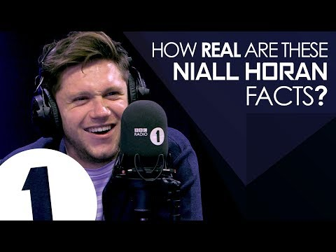 How real are these Niall Horan facts?