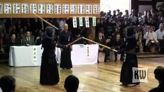 Kyoto Taikai 2011 - Toda vs Suzuki