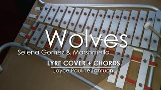 Wolves - Selena Gomez, Marshmello - Lyre Cover