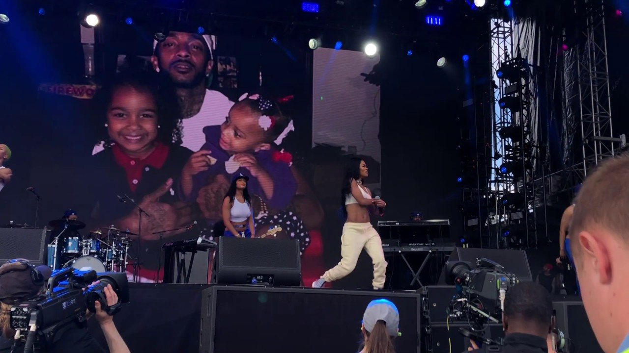 Every Nipsey Hussle Tribute We Discovered At J  Cole's