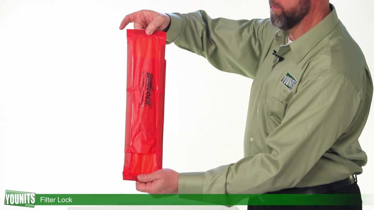 Video Guide To Filter Lock Furnace Filter Slot Covers And