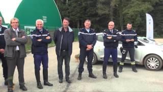 Dix de conduite - Collège des Chaumes - Édition 2015 à Avallon (89)