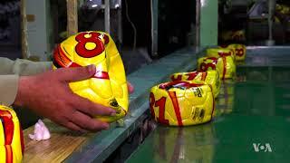 Pakistan: World's Leading Manufacturer of Soccer Balls