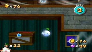 Super Mario Galaxy 2: Haunting the Howling Tower