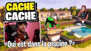 Cache-Cache dans la Villa des Croûtons en Corse sur Fortnite Créatif !