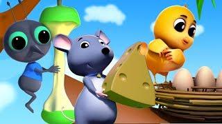 Canción de sonido animal | Canciones para niños | Animal Sound Song | Nursery Songs For Kids