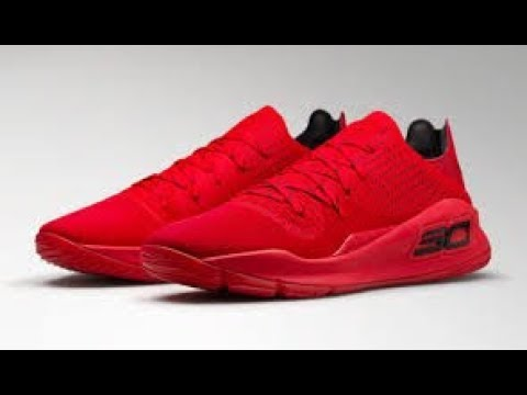 new product b75d7 0a758 Curry 4 low Red Limited Edition   Steph Curry