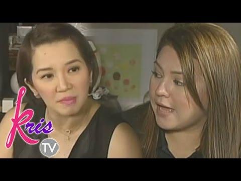 Karla may love advice para kay Kris