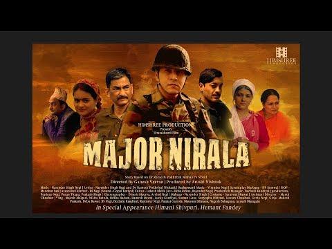 Narendra Singh Negi's Desh Bhakti Song - Mera Veer Bahaduro || Major Nirala film