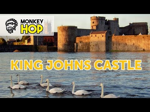 Shannon Heritage  King Johns Castle Limerick