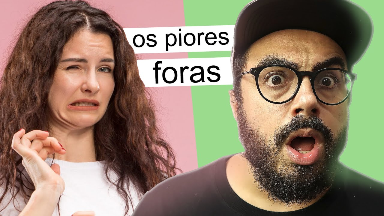 os piores foras de nossos inscritos | VERBORRAGIA EP. 16