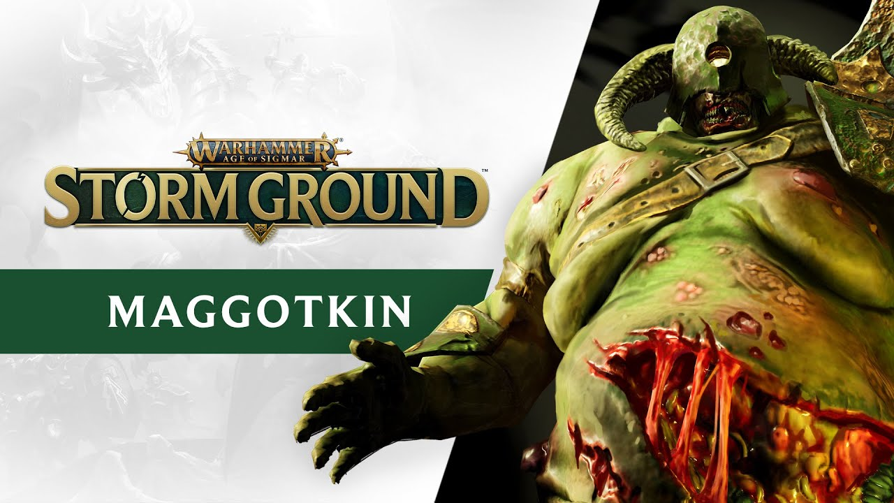 Warhammer Age of Sigmar: Storm Ground - Faction Spotlight - Maggotkin