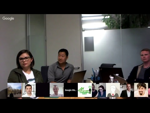 English Google Webmaster Central office-hours hangout (special time)