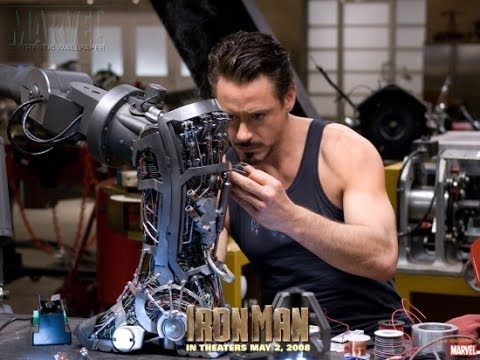 Iron Man Soundtrack - Project Music (Exclusive)