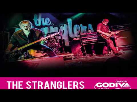 THE STRANGLERS 'Walk On By' live at Godiva Festival 2017