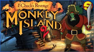 🔴 Monkey Island 2: LeChuck's Revenge Special Edition! BioHazard TV Charity Stream this week! 🔴