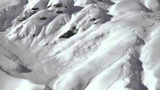 FABIO STUDER - Big Mountain and Backcountry Slopestyle runs at the Swatch Skiers Cup