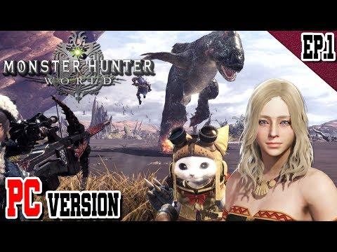 Capcom Beginning Experience For Monster Hunter World - PC thumbnail