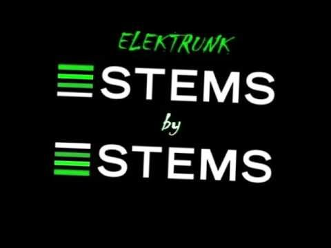 "STEMS by STEMS the new Project oF ELEKTUNK ""full Dj set"""