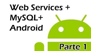 Banco de Dados externo ao Android: Web Services + MySQL + Android - Parte 1