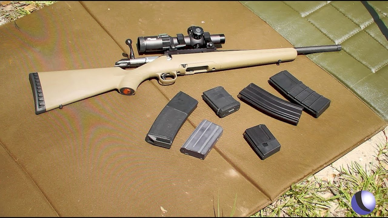 Ruger American Rifles with AR/AI Magazines| Guns & Gear S10