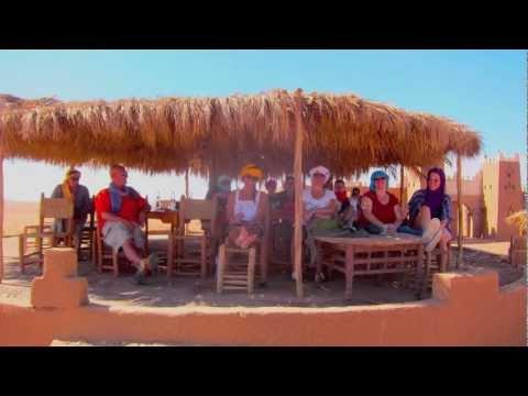 Indigourlaub: Yoga Rundreise Marokko