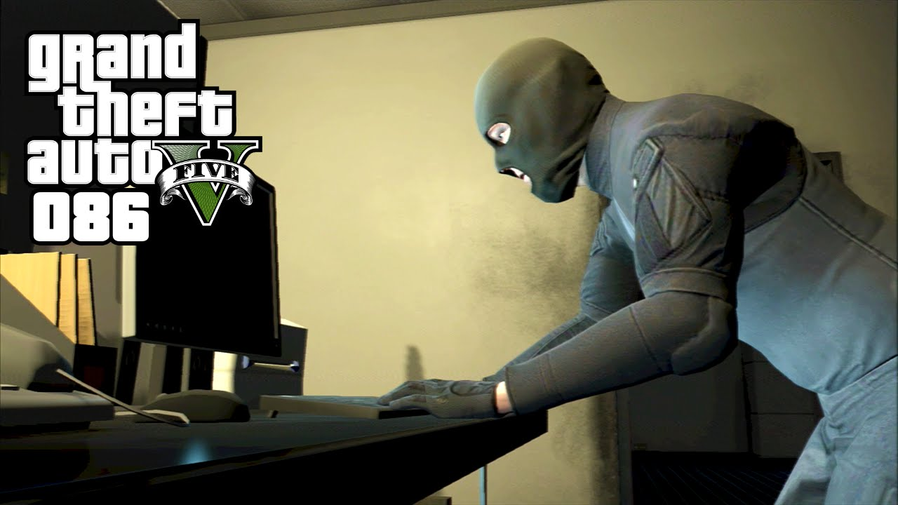 der bureau berfall teil 1 let 39 s play gta v part 86 gooner youtube. Black Bedroom Furniture Sets. Home Design Ideas