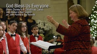 God Bless Us Everyone - EMSB Chorale - 2014 Christmas Concert