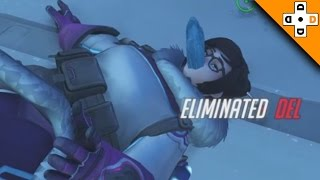 Overwatch Funny & Epic Moments 100 - ROFL MEI! - Highlights Montage