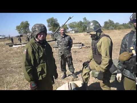 Ополченцы Новороссии о Яроше и Правом секторе
