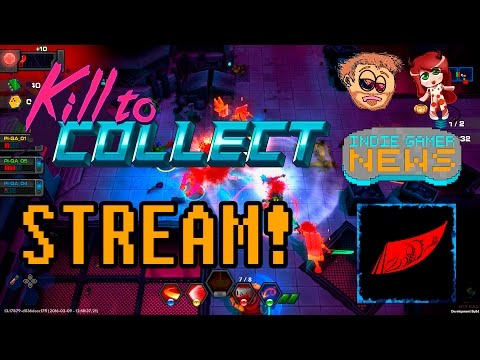 Let's Play Kill to Collect Gameplay ! W/ Ink Eyes, ChristasCraft and Insomnia Knights