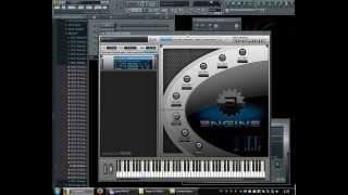 Engine 2 - Установка - Добавление библиотек (720p)