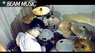 เจ็บที่ต้องรู้ - The Mousses Drums cover Beammusic