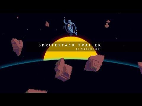 SpriteStack Trailer