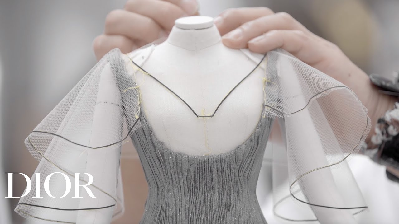 Savoir-faire of the Autumn-Winter 2020-2021 Haute Couture