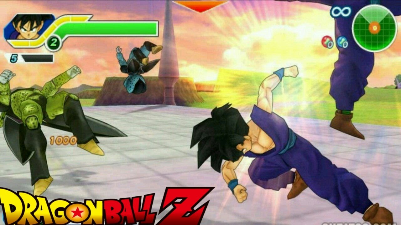 top 5 dragon ball z games for android l some need ppsspp emulator