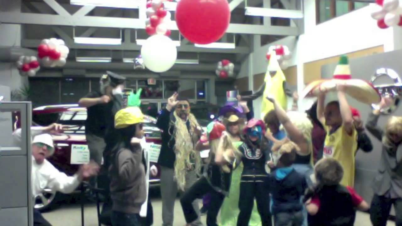 Harlem Shake | Chicago Nissan Dealer | Kelly Nissan Oak Lawn IL