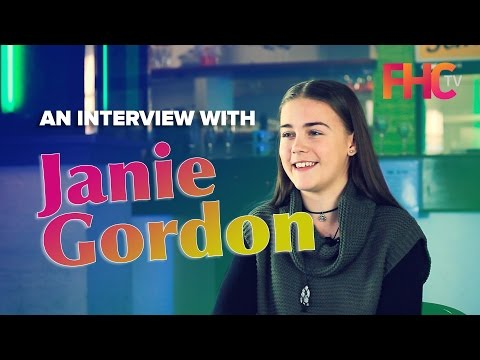 Janie Gordon - FHC TV Musician Interview