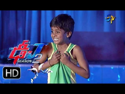 Dhee Juniors2 -  Prudhvi Performance -  Raghuvaran B Tech - Amma Amma - 30th Sept 2015